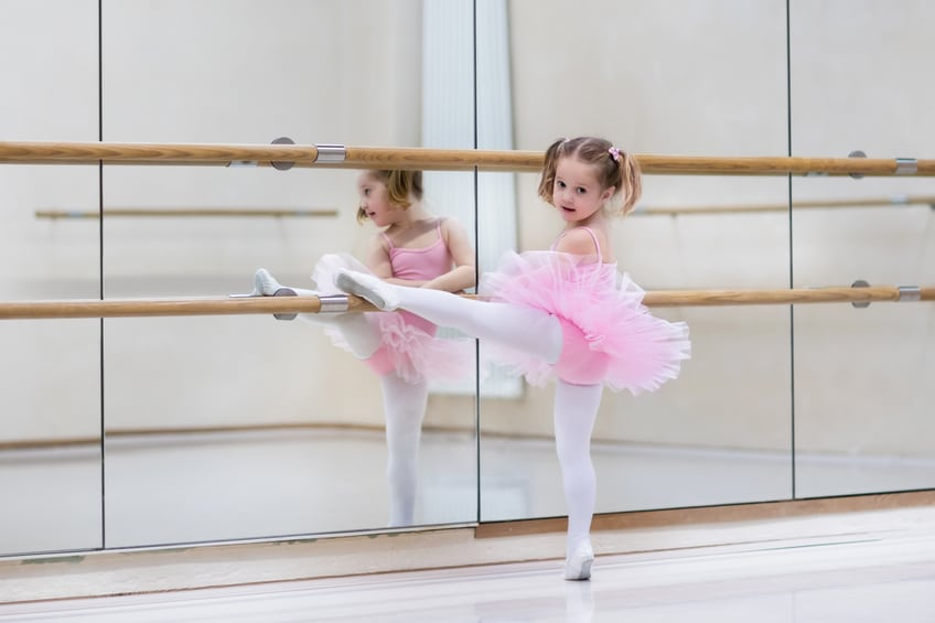 Basic Ballet Dance Steps for Kids